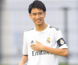 皇马青训营又出一位日本新星  17岁在二队上演首秀